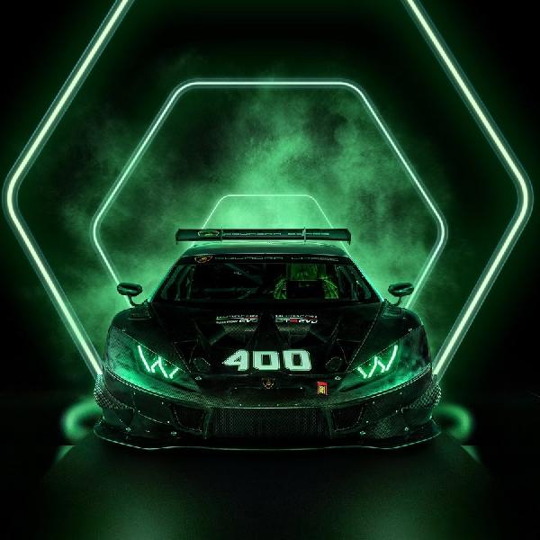 Lamborghini Rayakan Produksi Mobil Balap Huracan ke-400