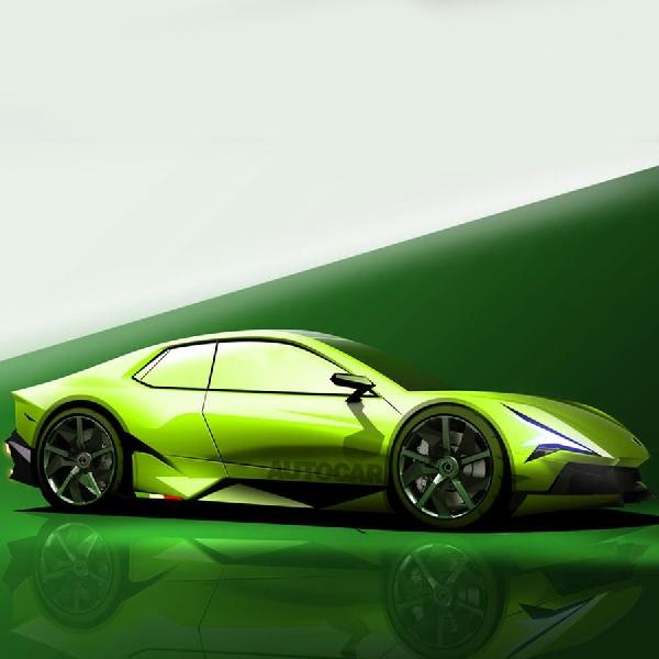Lamborghini Resmi Kembangkan Mobil Listrik Pertama