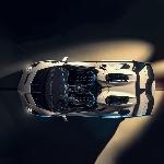 Lamborghini SC20 Salah Satu V-12 Tanpa Atap Pun Kaca Depan