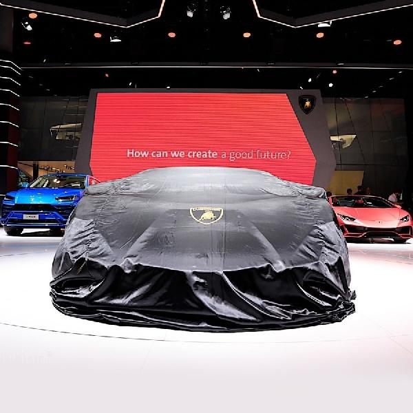 Lamborghini Sian FKP 37 Pertama Mendarat di AS, Ini Penampakannya