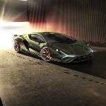 Test Pasar Elektrik, 63 Lamborghini Sian  Berteknologi Hybrid Siap Dipinang