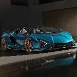 Lamborghini Roadster Sian, Monster Bertenaga 807 Tenaga Kuda