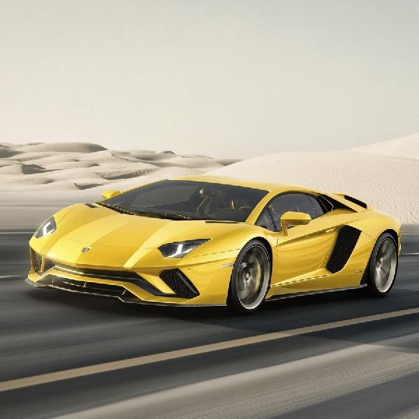 Lamborghini Siapkan Jagoan Baru untuk Saingi McLaren 570C dan Ferrari New Dino