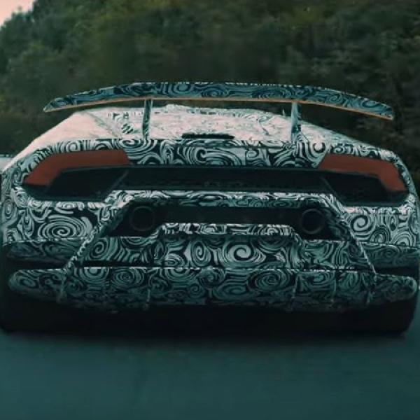 Lamborghini Aerodynamica Lamborghini Attiva - Senjata Taklukan Nurburgring