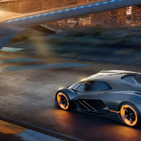 Lamborghini Terzo Millenio Dilahirkan sebagai Killer Supercar, Semi Autonomous dan Self-Healing System