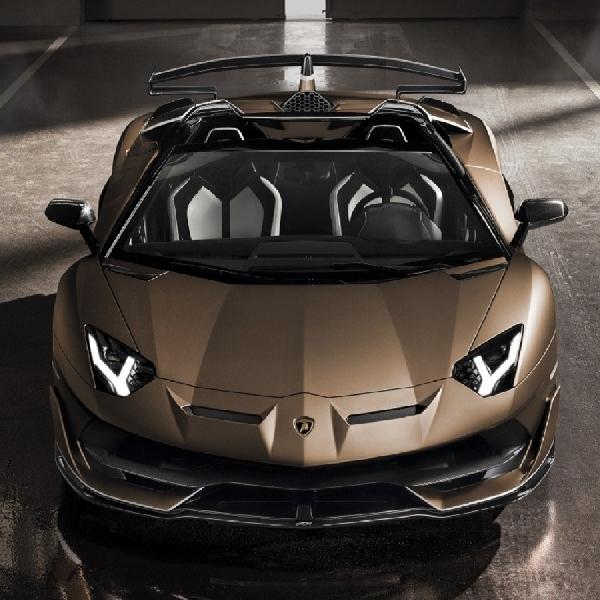 Lamborghini Titan, Supercar Blood Penerus Aventador