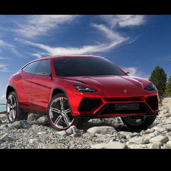 Lamborghini Urus Dapatkan Opsi Plug-In Hybrid