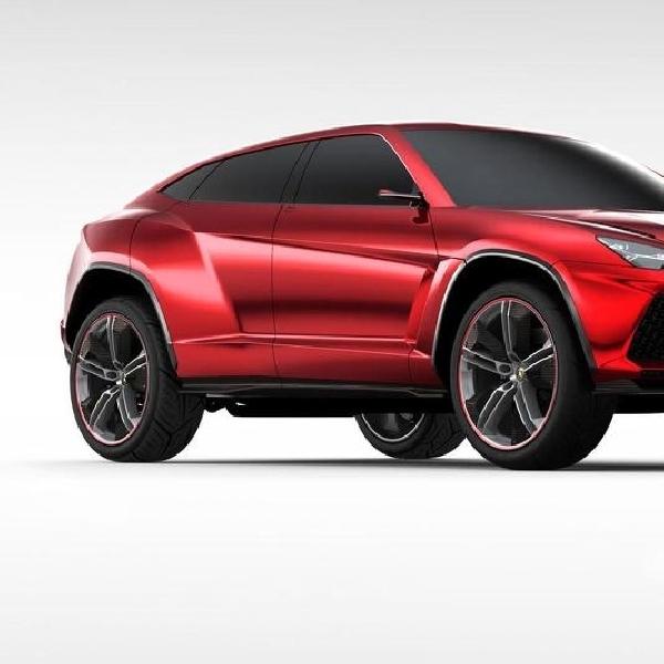 Lamborghini Urus Akan Lahir dengan Mesin Twin Turbo V8