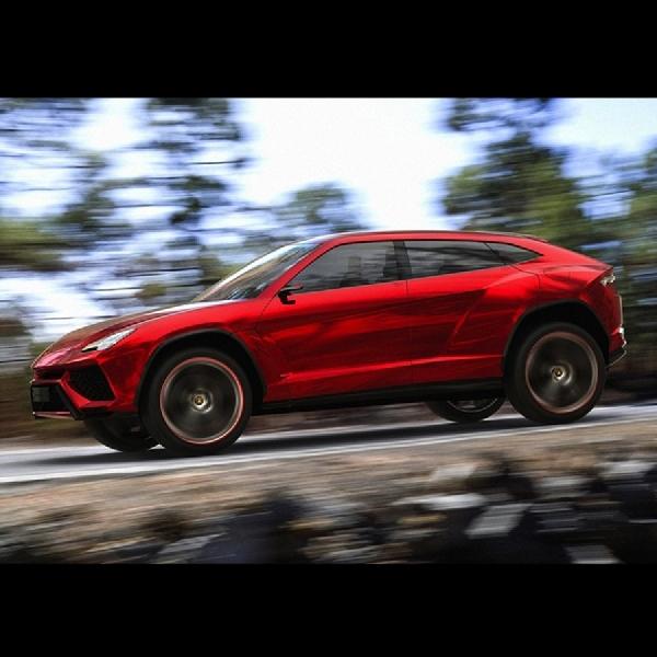 Lamborghini Urus Gunakan Torque Converter