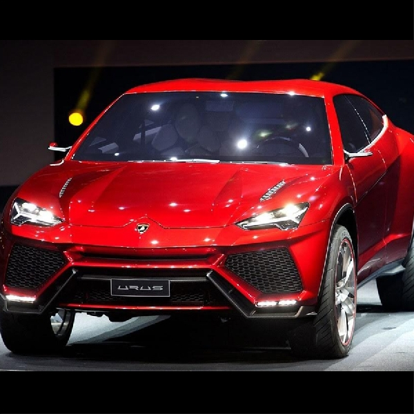 Lamborghini Urus Diklaim Punya Tenaga 650 Hp