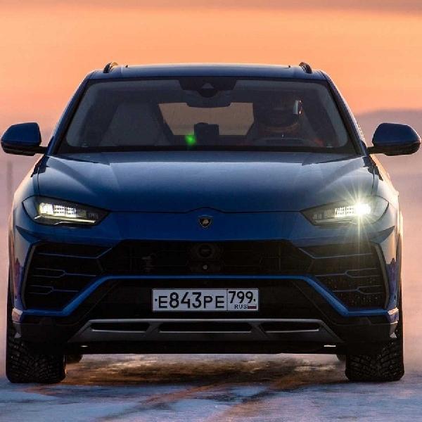 Lamborghini Urus Pecahkan Rekor Kecepatan
