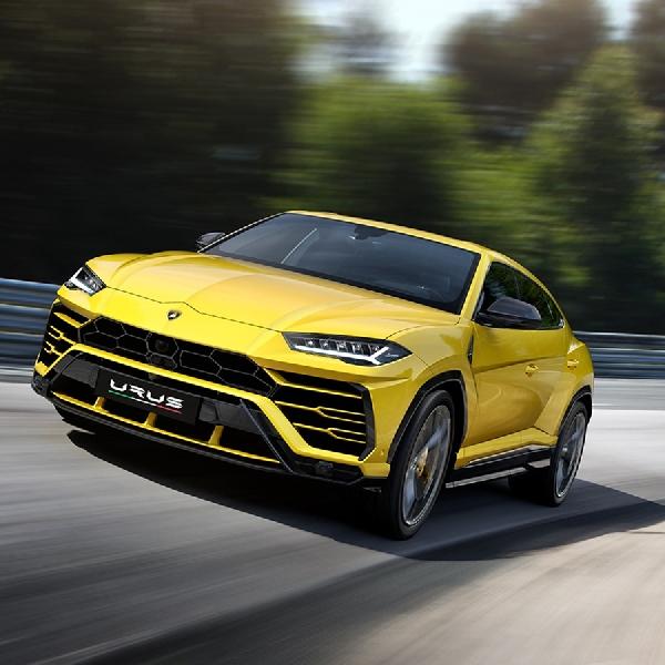 Lamborghini Urus Paling Laris di Rusia dan India