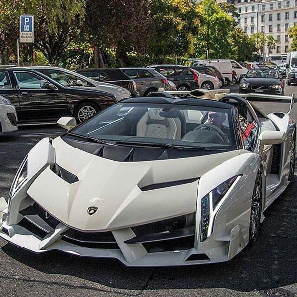 Mungkin Ini Menjadi Lamborghini Veneno Terburuk