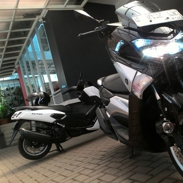 Lampu Yamaha NMax dari Autovision