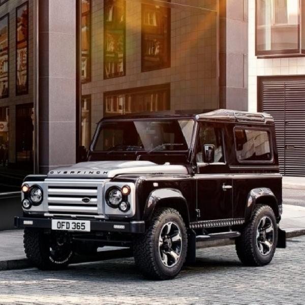 Land Rover Defender Edisi Terakhir