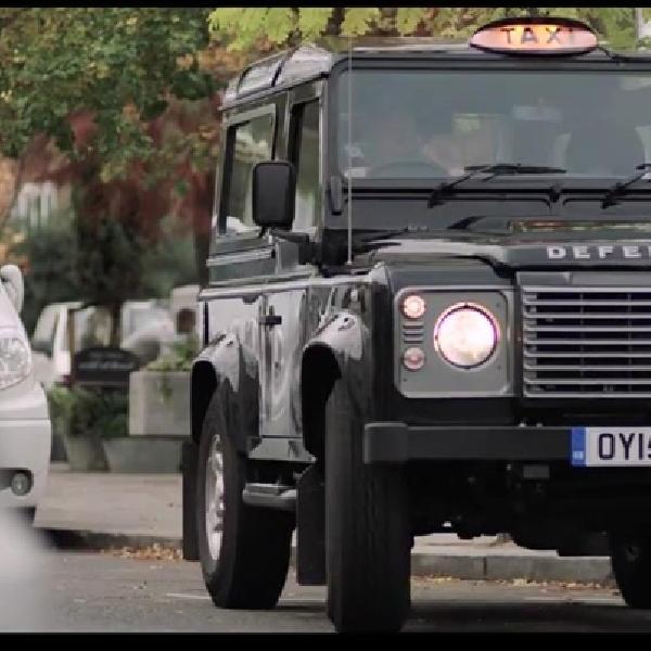 Land Rover Defender Berubah Jadi Armada Taksi