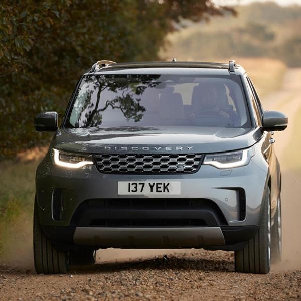 Land Rover Discovery 2021 Hadir Kembali Sebagai Mobil Off-Road