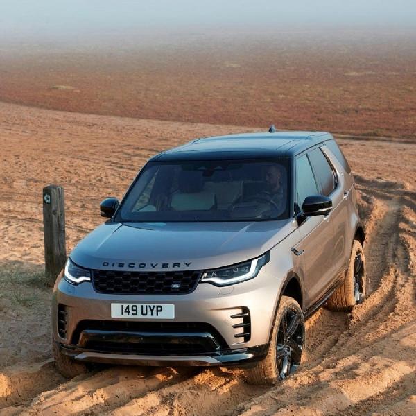 Land Rover Discovery 2021: Peningkatan Komprehensif Bikin Harga Melonjak