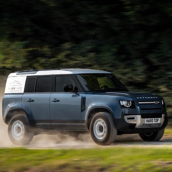 Land Rover Konfirmasi Kembalinya Nama 'Hard Top' Untuk Mobil Terbaru