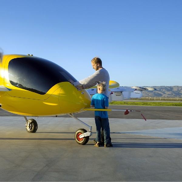 Selandia Baru Memutuskan Untuk Menggunakan Taksi Udara Tanpa Pilot