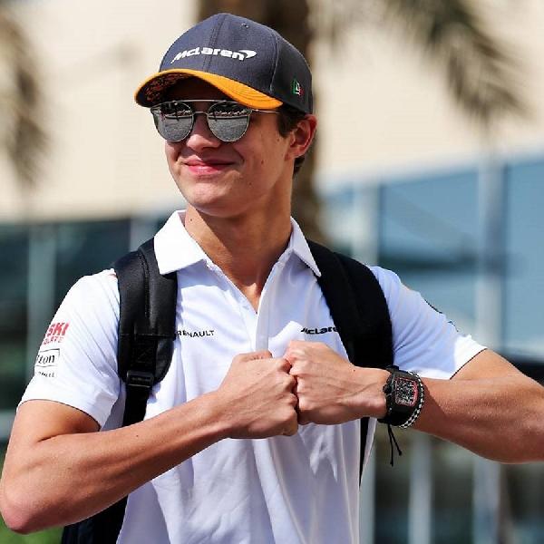 F1: Lando Norris Percaya Diri Jelang Musim 2020