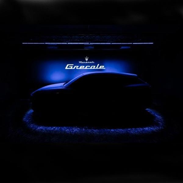 Maserati Grecale akan Debut pada tahun 2021