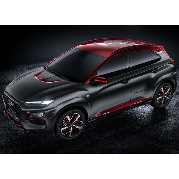 Hyundai Rilis Kona Iron Man Limited Edition