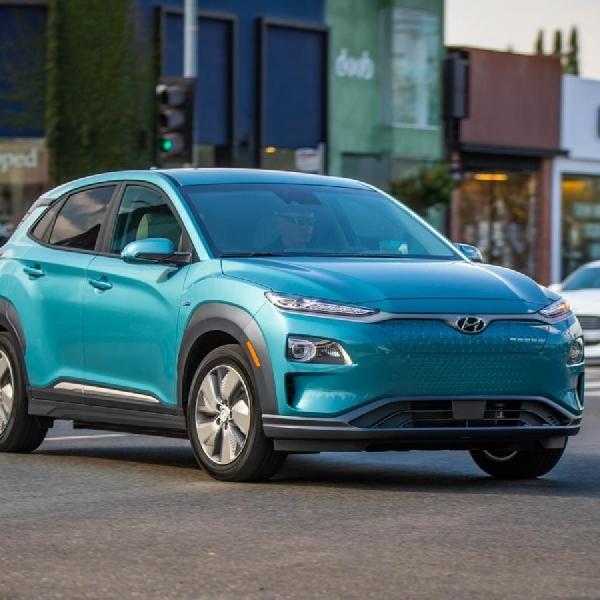 Hyundai Kona dan Kona Electric CUV Raih Penghargaan di NAIAS 2019