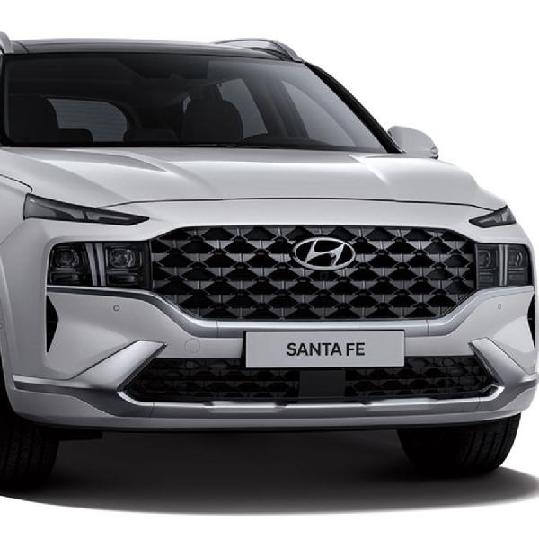 Ini Spesifikasi Desain Hyundai Santa Fe 2021