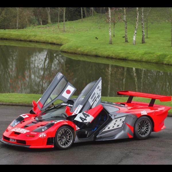 Ini Sosok McLaren F1 GTR Milik Tom Hartley Jr., yang Siap Dijual