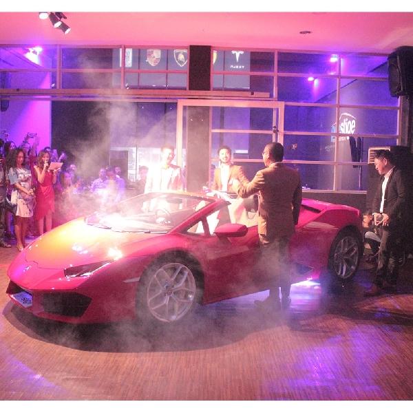 Huracan Sypder Hadir untuk Puaskan Para Pecinta Lamborghini di Indonesia