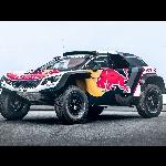 Peugeot Turunkan Amunisi Terbaru Dengan 3008DKR Maxi