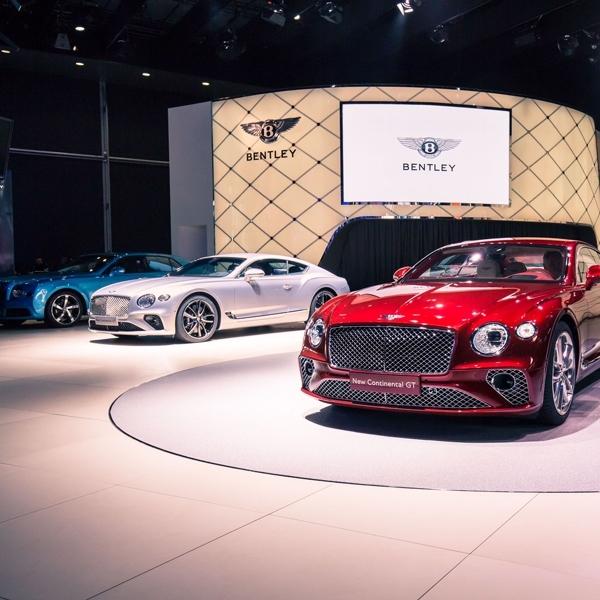Bentley Ungkap Bentuk Continental GT Terbaru
