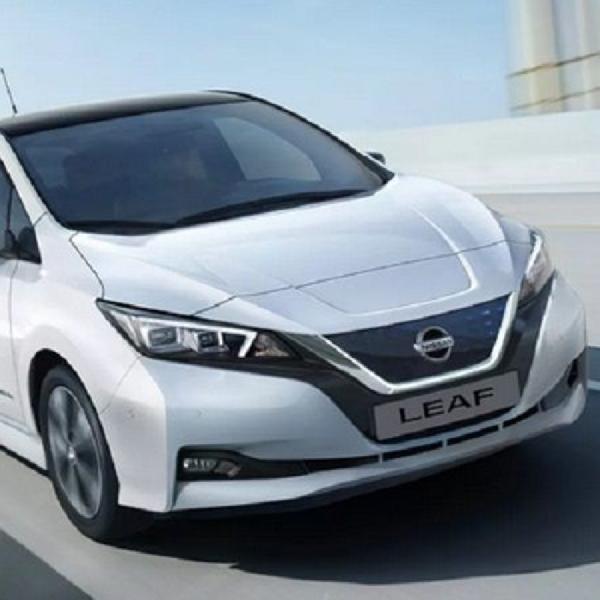 Genap 10 Tahun, Nissan Leaf Punya Versi Terbaru