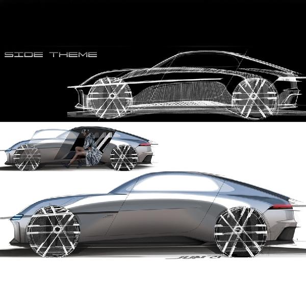 Lebih Futuristik, Porsche 928 Bangkit Dengan Versi Elektrik?