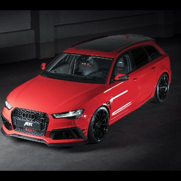 Modifikasi Audi RS6 - Lebih Sporty dan Bertenaga