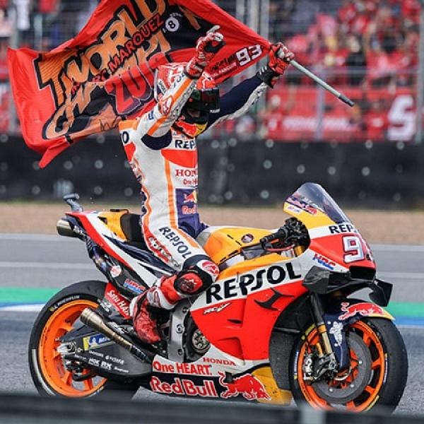 MotoGP: Legenda MotoGP ini Yakin Marc Marquez Sanggup Menang dengan Semua Jenis Motor