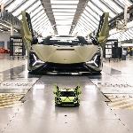 Lamborghini Sian versi Lego Hadir dengan Jumlah Terbatas