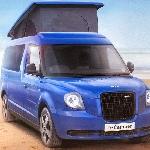 LEVC Bakal Hadirkan Camper Van Elektrik Pertama di Dunia