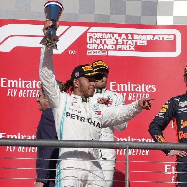F1: Gelar Keenam Hamilton Melampaui Harapannya
