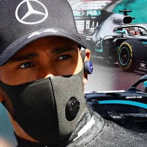 F1: Lewis Hamilton Ingin Mobil Mercedes Kembali Berwarna Silver