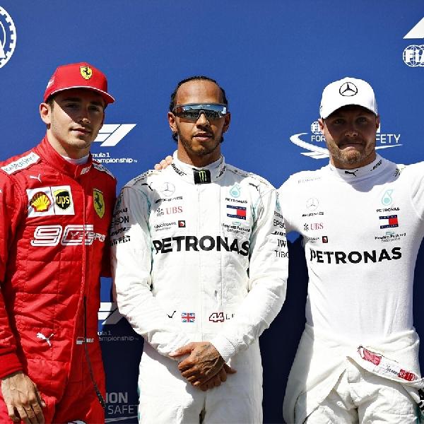 F1: Lewis Hamilton Ingin Persaingan Ketat Berlanjut di F1