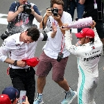F1: Lewis Hamilton Sambut Keputusan Wolff di Mercedes
