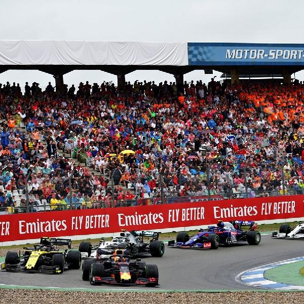 Lewis Hamilton Sebut Cuaca di GP Jerman Jadi Ancaman Mercedes