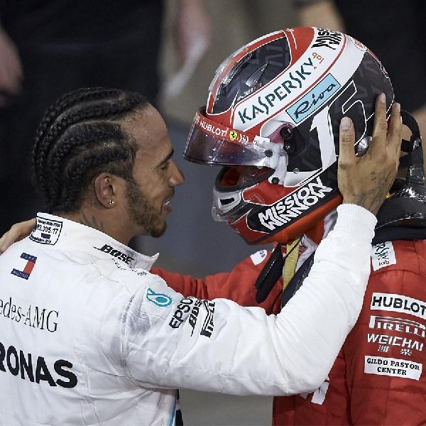 Lewis Hamilton 'Tantang' Charles Leclerc Keluarkan Kemampuan Terbaik