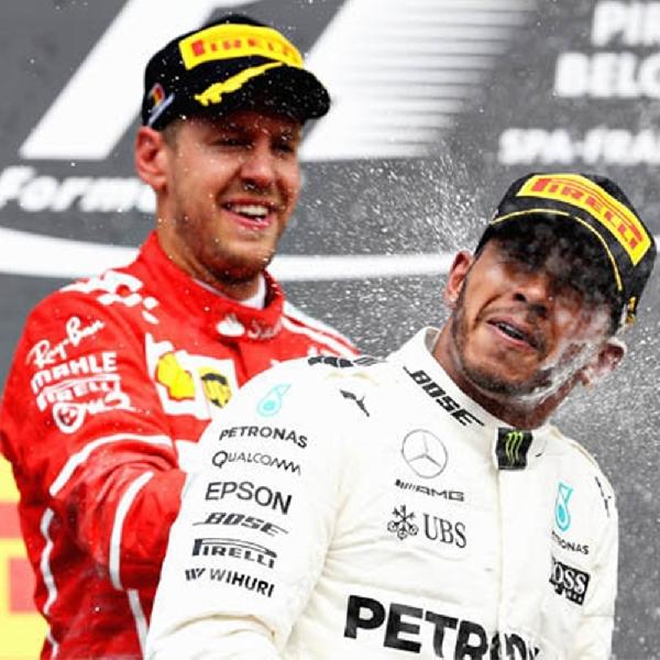 Persaingan Sengit Hamilton-Vettel Bisa Kembali Berlanjut di Hungaria