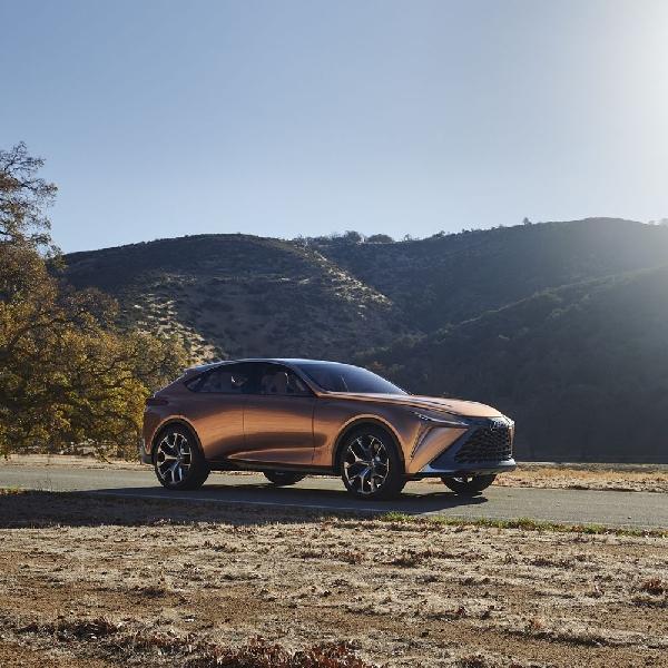 Lexus Ingin Segera Ciptakan Mobil Listrik