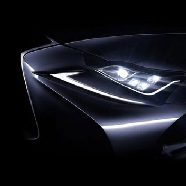 Lexus 'Goda' Gambar Sedan IS Teranyar