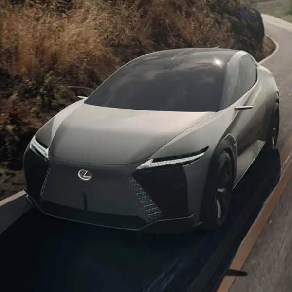 Lexus Konfirmasi Kehadiran Mobil Listrik Akhir Tahun Ini