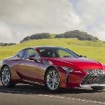 Lexus LC Coupe 2020 Kena Upgrade, Fokus pada Handling